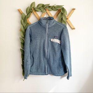 Patagonia Re-Tool Fleece Fuzzy Jacket